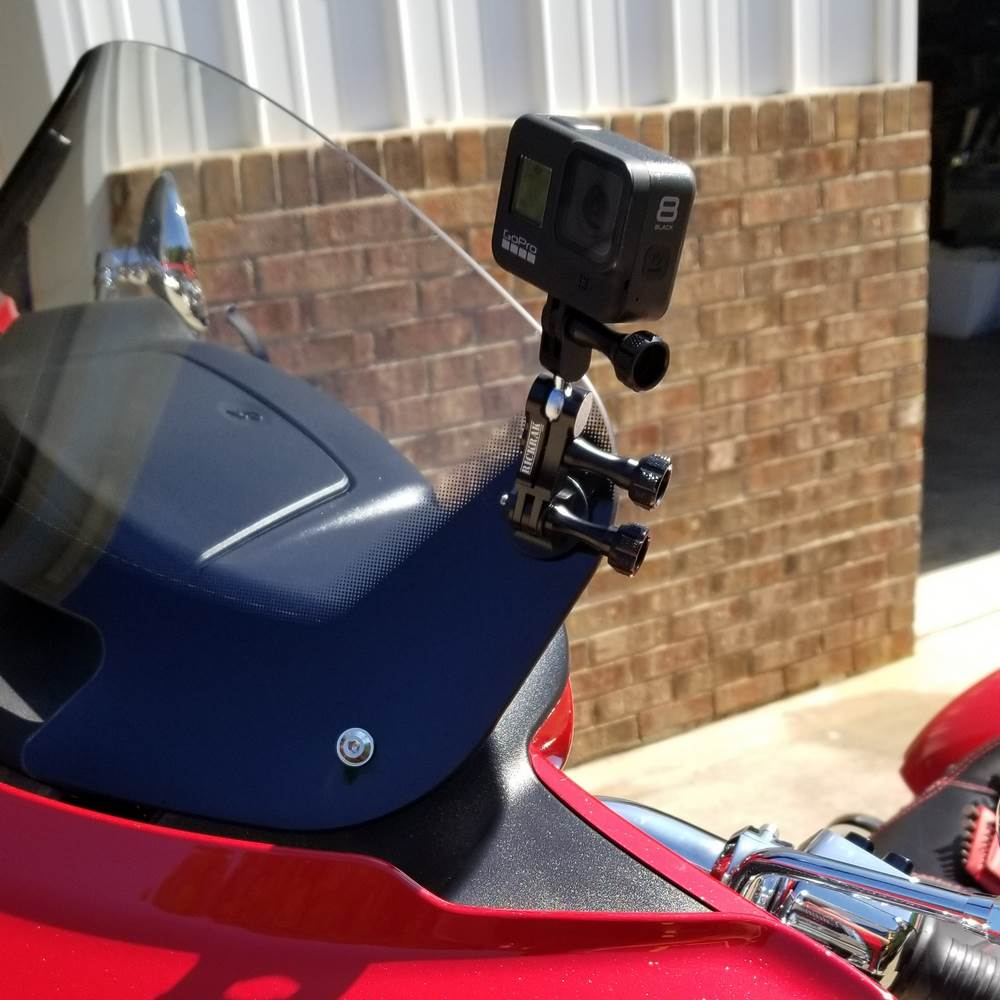 NEW! GoPro Deluxe 360 Mount for Indian