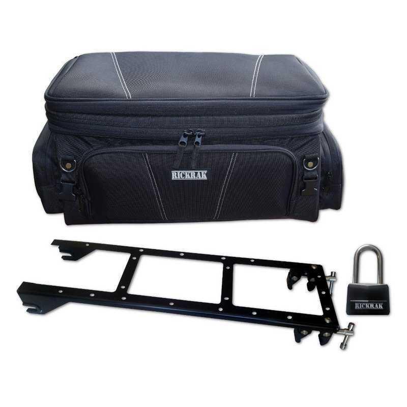 Combo Kit for Harley Original Luggage Rack