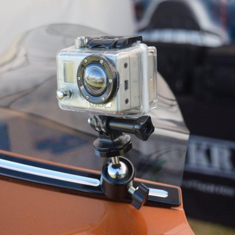 GoPro Mount for Street Glide/Ultra